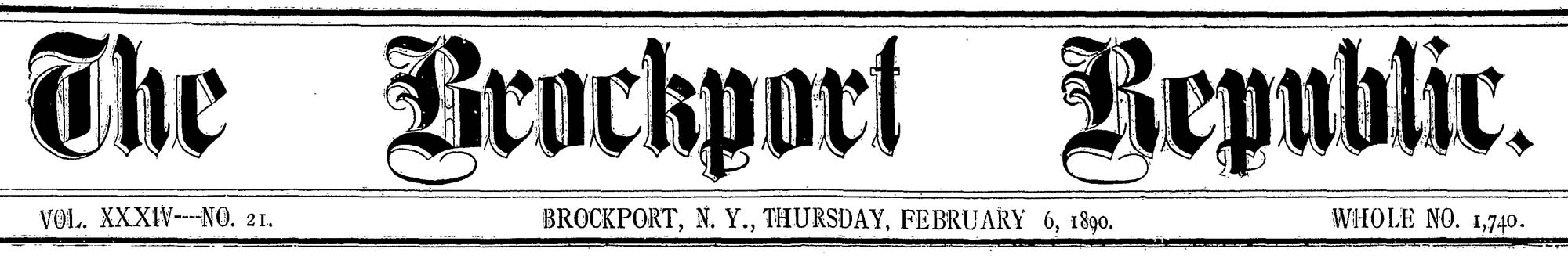 History Of Clarkson NY - Rent invoice template word pioneer woman mercantile online store
